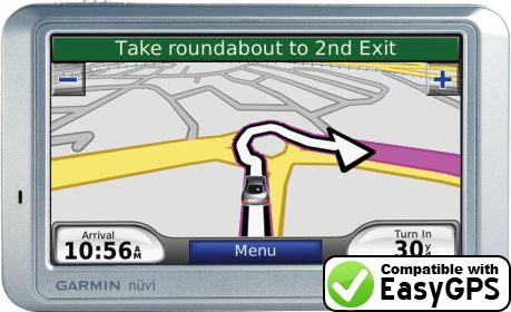 Free GPS software for your Garmin nvi GPS