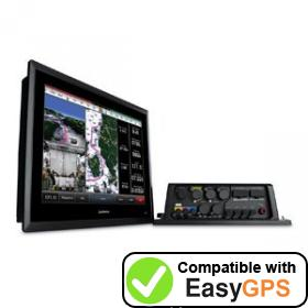 Download your Garmin GPSMAP 8530 Black Box waypoints and tracklogs for free with EasyGPS