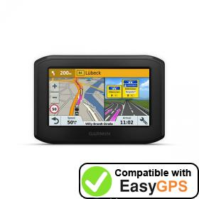 Download your Garmin zūmo 346 LMT-S waypoints and tracklogs for free with EasyGPS