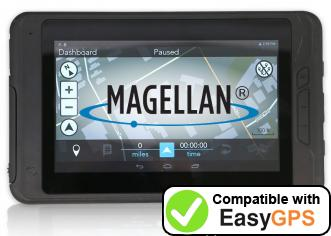 Download your Magellan TRX7 CS waypoints and tracklogs for free with EasyGPS